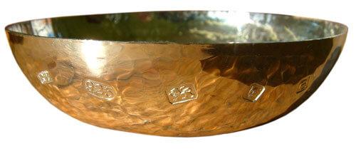 Silver-bowl